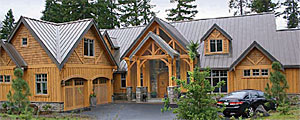 Lodge Style Homes Collection Nash Associates