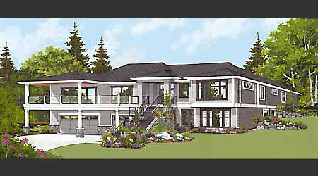 Timber Frame House Plans Washington State Popular House