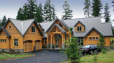 Nash & ociates, Architects - Home Plans, Lodge House Plans ... New Style Home Plans on new victorian home plans, new luxury home plans, new traditional home plans, small country cottage house plans,