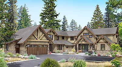 Nash Associates Architects Home Plans Lodge House Plans