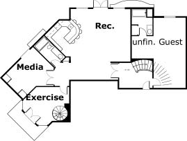 Floor Plan lower