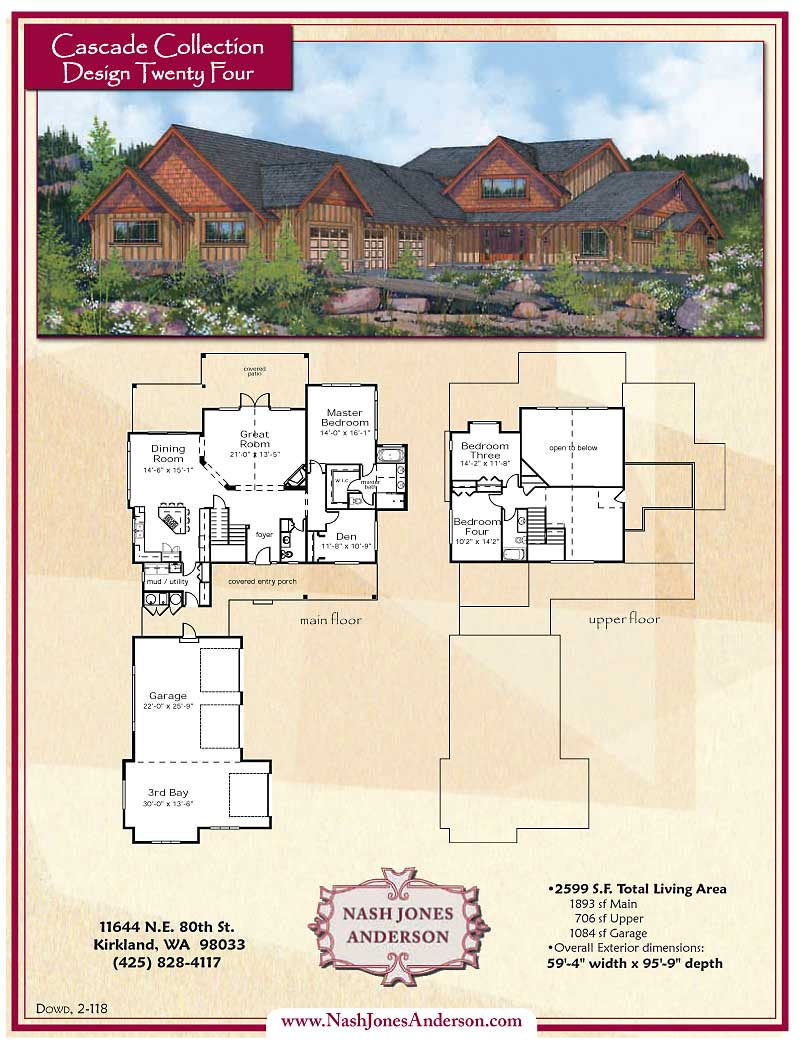 Lodge Plan Page