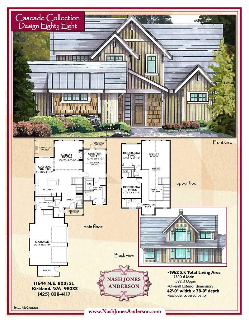 Lodge Plan Page